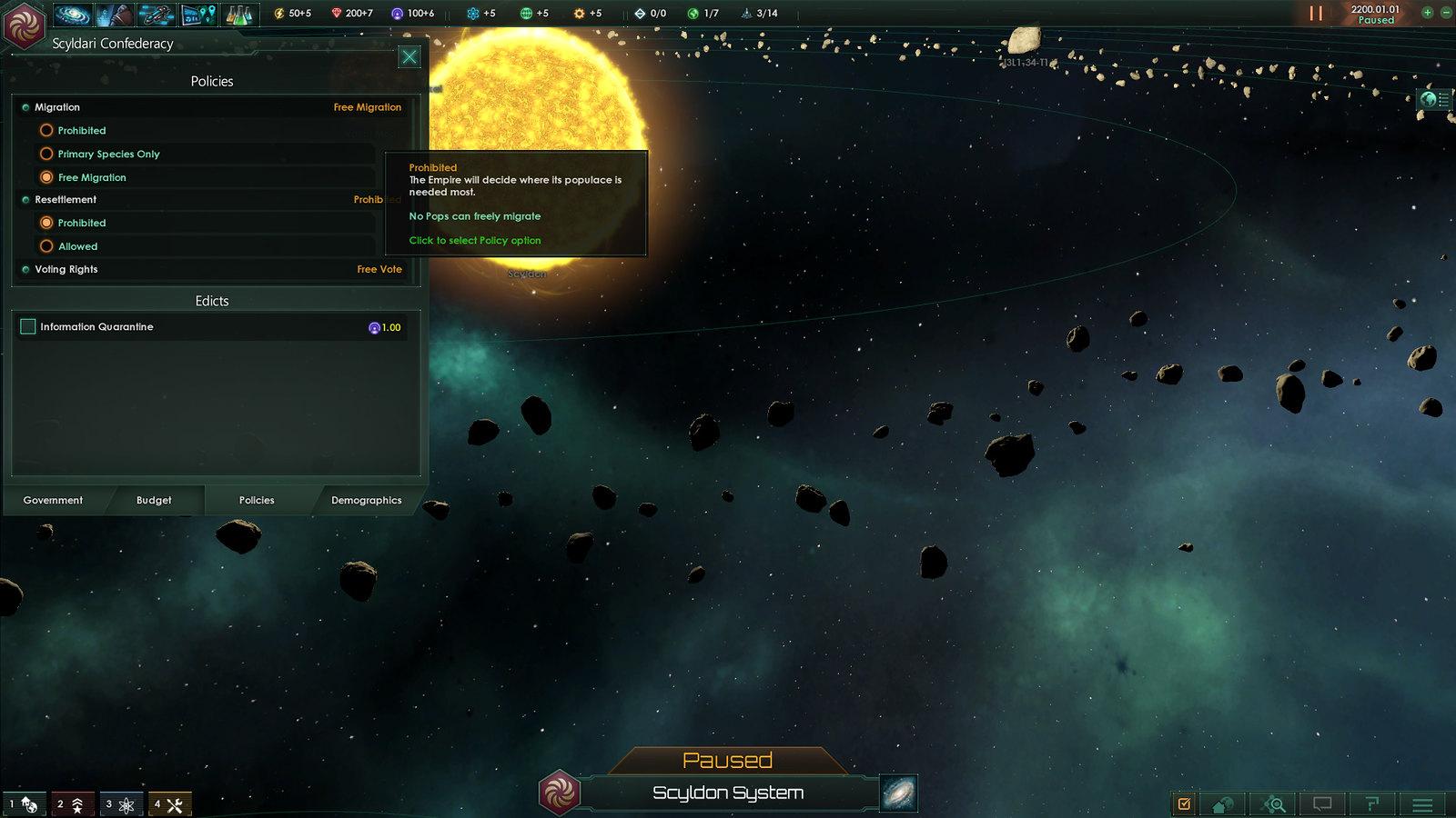 stellaris migraciones