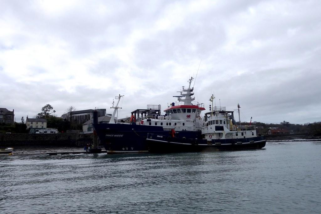 Menai Strait RIB Ride