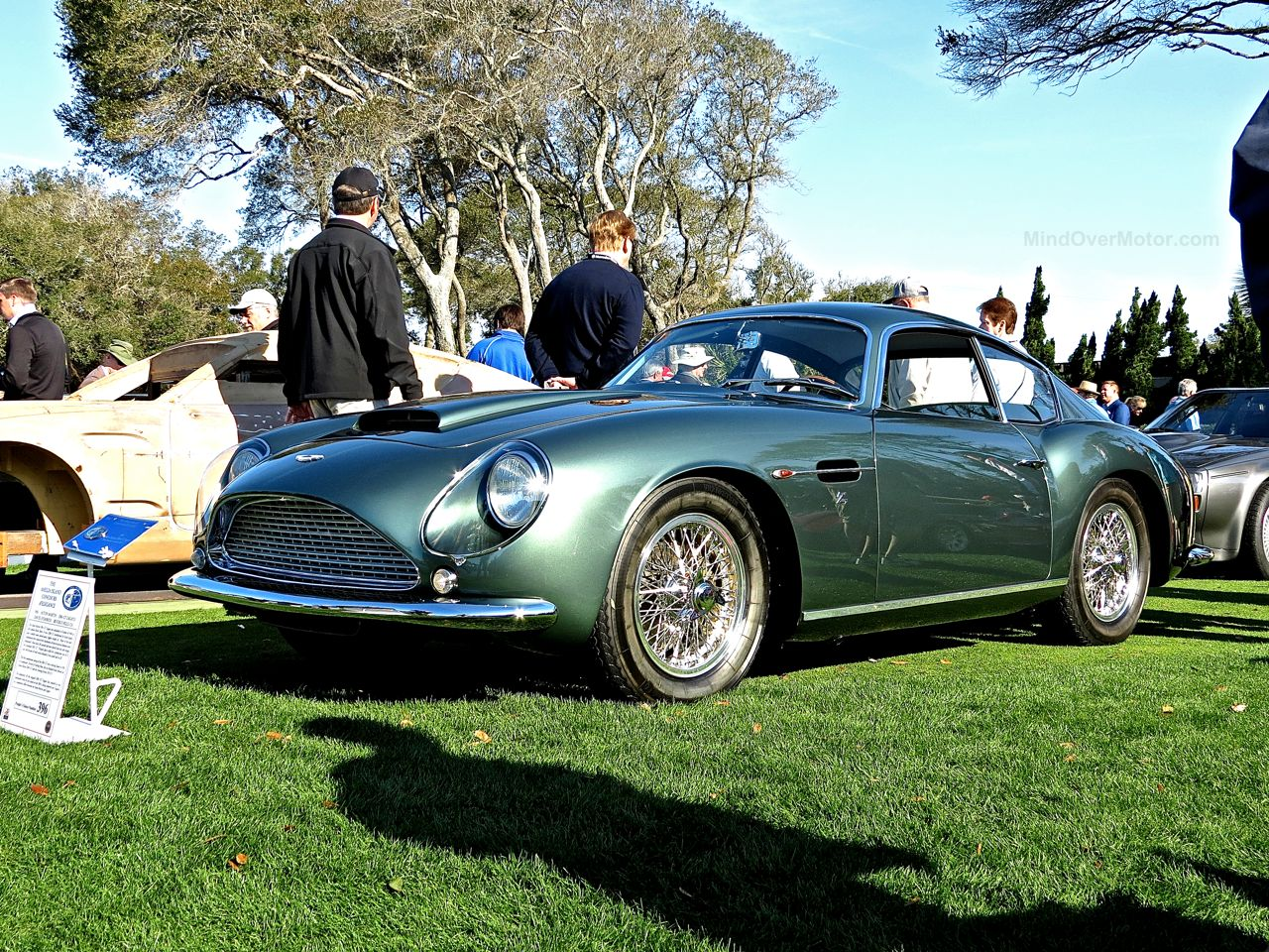 Aston Martin DB4 GT Zagato Amelia Island 3