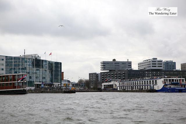 City Marina IJdock