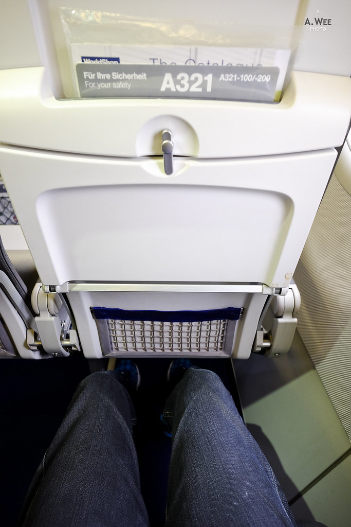 Legroom for intra-Europe Business Class