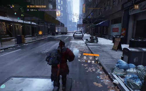 Cleaning up the Cleaners, in The Division (PC)