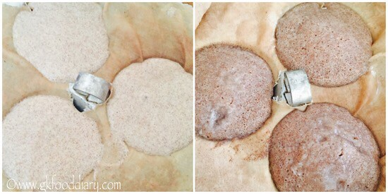 Ragi Idli Dosa Recipe for Babies, Toddlers and Kids - step 6