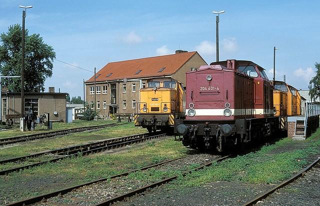 LEW 12910  /  204 401  Nordhausen  10.08.96