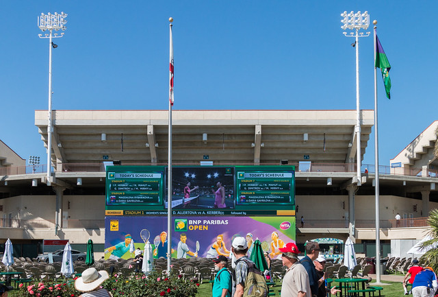 Main Stadium, Indian Wells