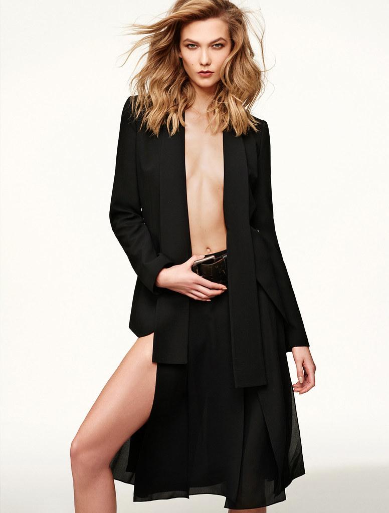 Карли Клосс — Фотосессия для «Elle» BR 2016 – 11