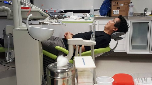 陶瓷貼片都很假嗎?權泓牙醫黃泓傑醫師巴西SKYN取經紀實 (14)