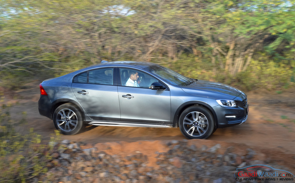 Volvo S60 Cross Country review india