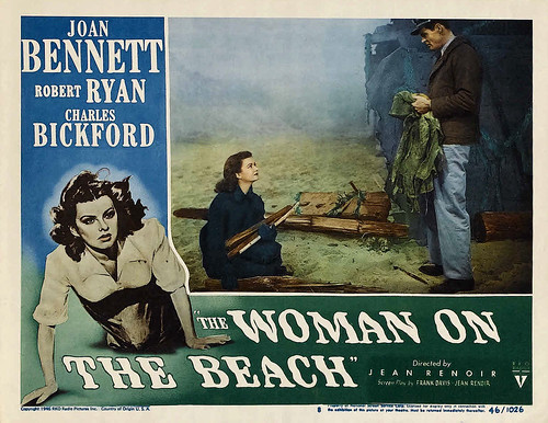 The Woman on the Beach - lobbycard 1