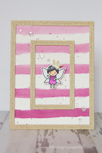 Fairy Princess Sparkle Border