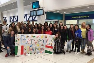 Noicattaro. Scambio interculturale front