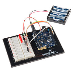 SparkFun Inventor's Kit for Arduino 101