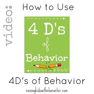 Video: How to Use 4D's of Behavior