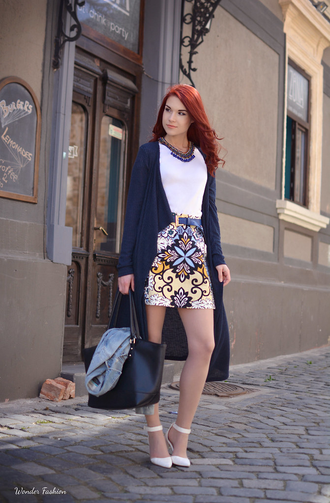 pucci print skirt2