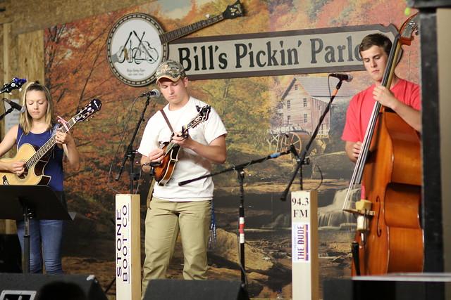 Highway 215 Ben Lippen Bluegrass Band