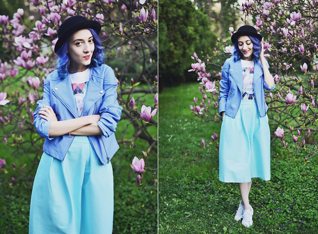OOTD: Sereniy Blue - The Hearabouts