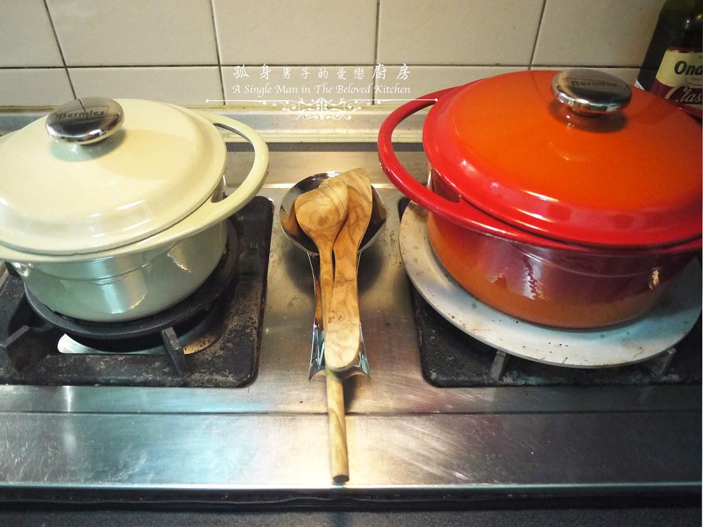 孤身廚房-墨西哥辣醬佐香米10