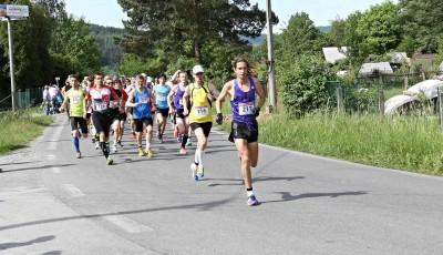 Půlmaraton údolím Moravské Sázavy, rychlý certifikovaný závod