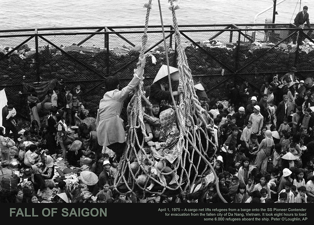 Vietnam War - Fall Of Saigon
