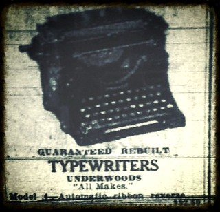 #typewriters #BDG Oct. #1916