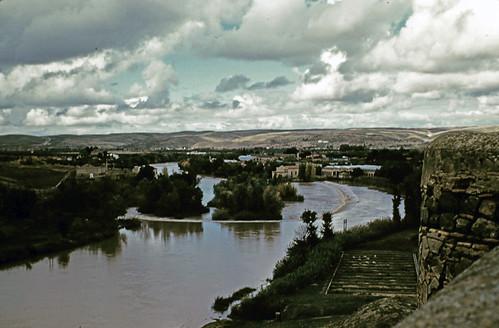 Toledo entre octubre y noviembre de 1960. Fotografías de Joseph Jacobson y Maria del Carmen Rivero Hernández .
