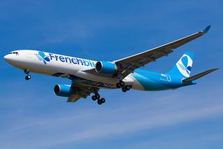 Frenchblue Airbus A330-323 cn 1727 F-WWKA // F-HPUJ