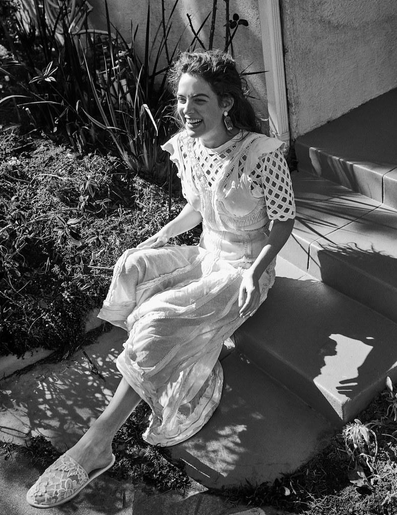 Райли Кио — Фотосессия для «Flaunt» 2016 – 3