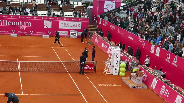 Estoril Open - Nick Kyrgios' 21st birthday :-)