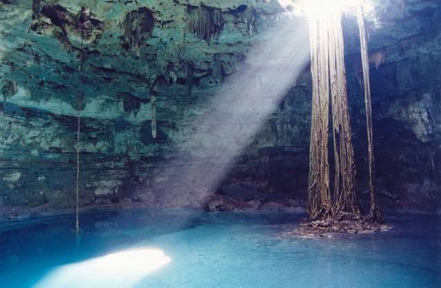 Cenote Samula, Valladolid, Yucatán