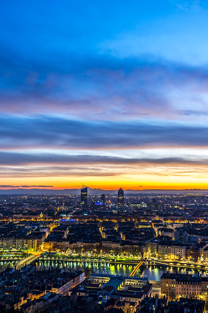 Lyon, Sunrise