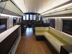 Siemens High Speed Train mock-up 6
