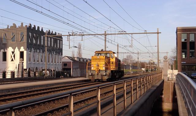 Amersfoort Koppelpoort, 6455 DB Schenker 6400