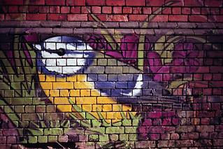 big brick bird
