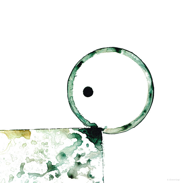 Modern Art - Balancing Act 2 - Sharon Cummings