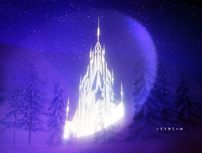 25 冰雪奇緣冰紛特展 中正紀念堂