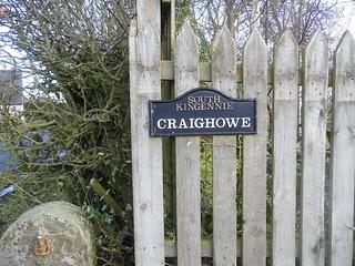 Craighowe o Kingennie