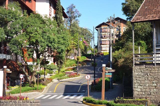 Rua Emilio Sorgetz, Gramado - RS