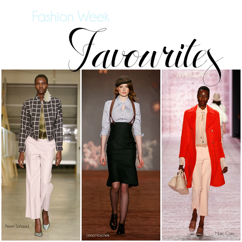 Fashion Week Favourites I Style By Charlotte