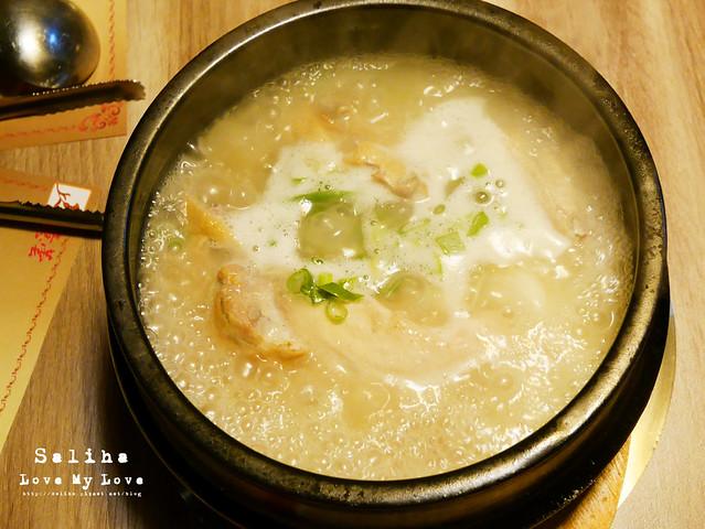 台北公館韓國料理人蔘雞劉震川日韓大食館 (23)