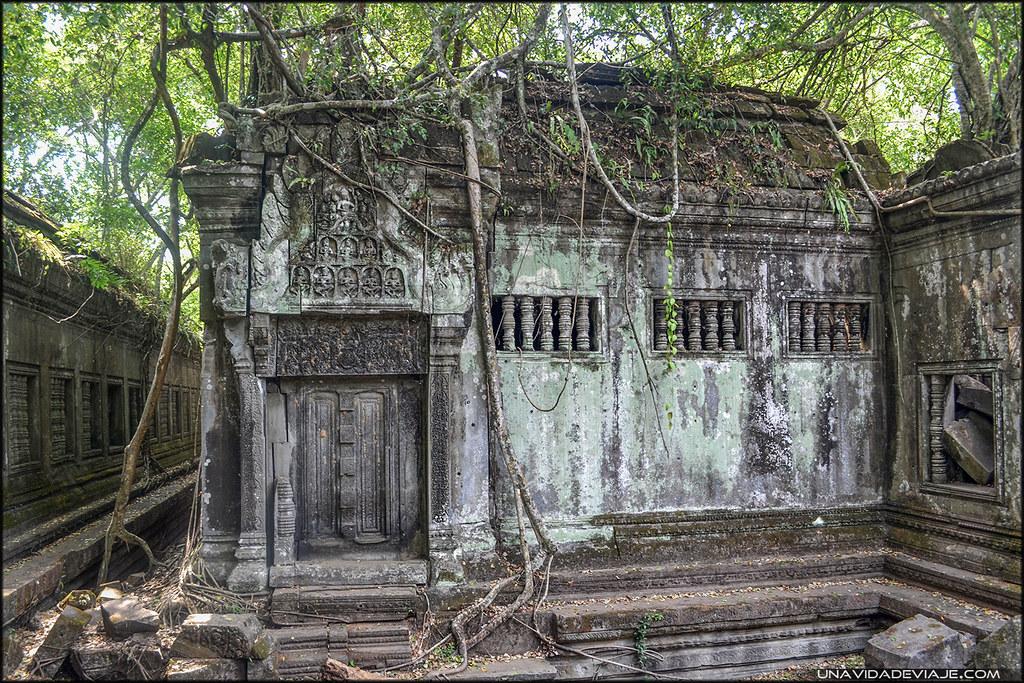 beng mealea Siem Reap Camboya
