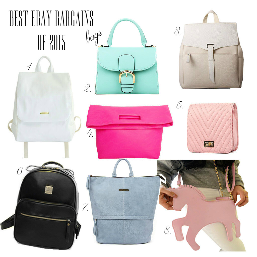 Best bags of Ebay in 2015