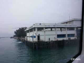 CIRCLEG 遊記 坪洲 一天遊 一日遊 圖文 船 香港 (3)