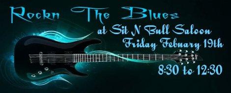 Rockn The Blues 2-19-16