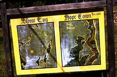 Bahamas 1989 (441) Abaco: Hope Town, Elbow Cay