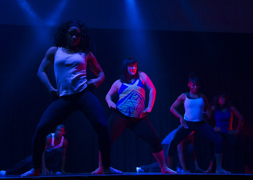 Gwendolyn Brooks Cultural Center Dance Troupe