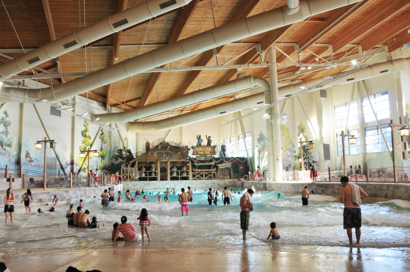 Great Wolf Lodge @ Mt. Hope Chronicles