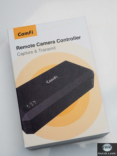 CamFi camera remote control review