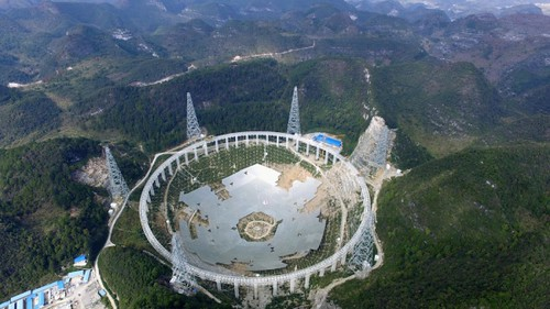 Китай телескоп 01