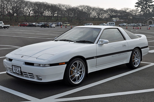 1990-1993 TOYOTA SUPRA 2.4 TWIN TURBO