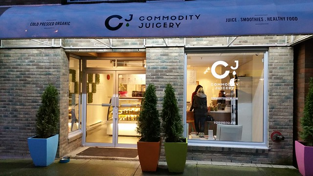2016-Mar-11 Commodity Juicery